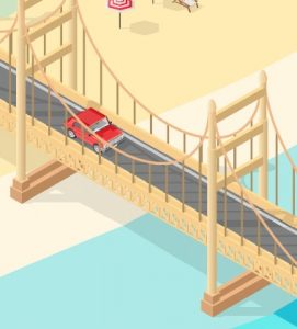 イメージ:橋梁でのショットブラスト活用