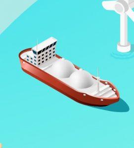 イメージ:造船へのショットブラスト活用